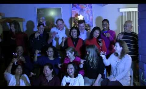 A Toastmasters Christmas 2012