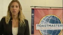 Toastmasters PSA – Parsons Toastmasters