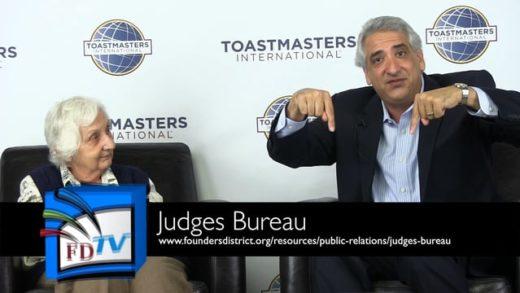 Avis French – Judges Bureau