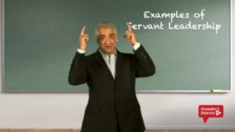 Examples of Servant Leadership