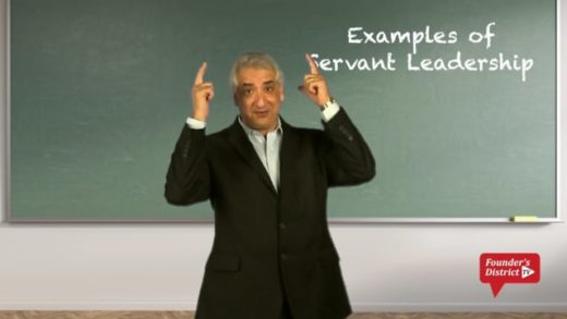Examples of Servant Leadership